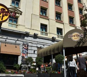 Adiós al 'Hard Rock Cafe Madrid'