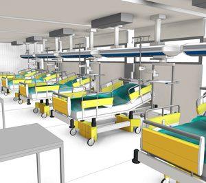 Arup diseña un sistema modular para incrementar la capacidad de camas hospitalarias