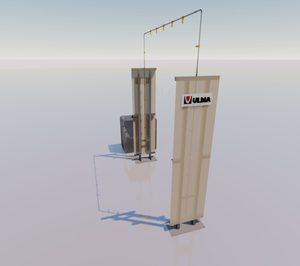 Ulma lanza Fogger para la higienización de vehículos, materiales y superficies