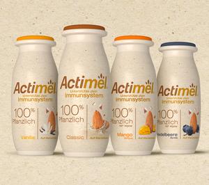 VMLY&R Barcelona diseña el nuevo envase de Actimel