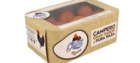 Camar impulsa sus inversiones tras alcanzar el podio en el mercado de huevos