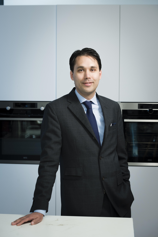 Escarlata Loncán, nueva directora general de Electrolux Iberia