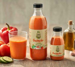Caña Nature certifica en producción ecológica su línea de elaborados de tomate
