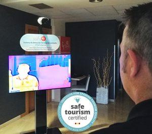El Bed4U Pamplona obtiene la certificación Safe Tourism Certified