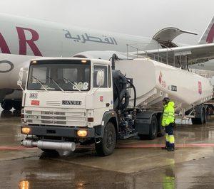 El Grupo CLH invierte 5 M€ en reforzar la capacidad de su instalación del aeropuerto de Zaragoza