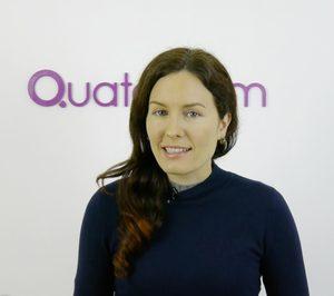Alicia Fuentes (Quaternium Technologies): El uso de drones en las entregas de última milla tardará tiempo en ser realidad