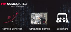 El nuevo servicio de asistencia remota Comexi CTec incrementa la productividad más de un 10%