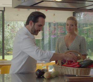Arla y Mario Sandoval vuelven a la televisión con ¿Cómo como?