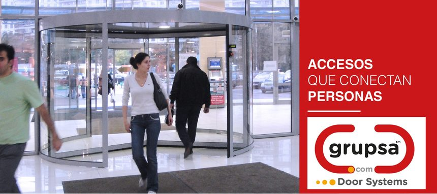 Grupsa Door Systems estrena nueva marca