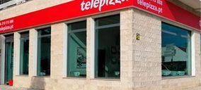 Telepizza sigue creciendo en Portugal