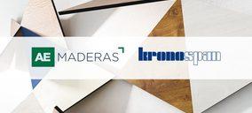 AE Maderas distribuirá tableros de Kronospan