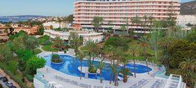 El hotel de lujo GPRO Valparaíso Palace & Spa reduce sus ventas un 10%