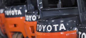 Toyota centralizará en España su nueva división de automatización logística
