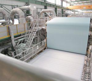 La producción de papel en España crece el 4,5% en 2019