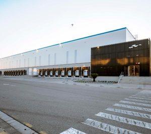 Agility se traslada a su nuevo almacén de la ZAL de Barcelona