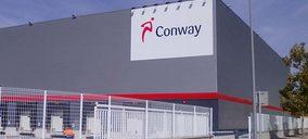 Conway, en pleno proyecto de ampliación de instalaciones
