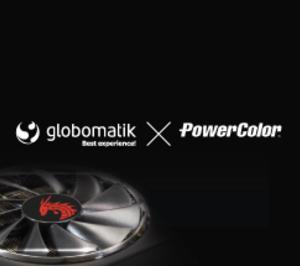 Globomatik firma acuerdo de distribución con PowerColor