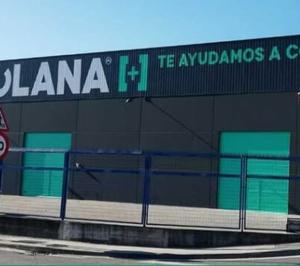 Isolana traslada sus instalaciones de Granada
