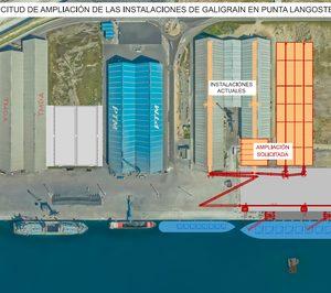 Galigrain invertirá 14 M€ en aumentar y mecanizar sus dotaciones