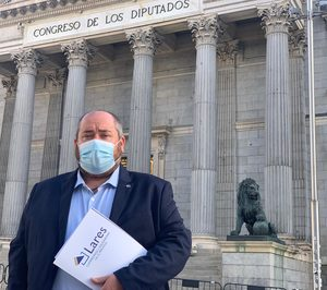 Lares reivindica en el Congreso de los Diputados un plan para la dependencia del Tercer Sector
