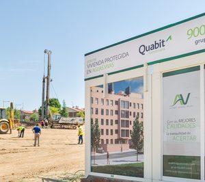 Quabit alarga el vencimiento de una deuda de 123 M€