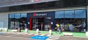 Forum Sport proyecta 3 M€ para renovar y digitalizar su red de tiendas