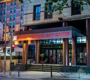 Leonardo reactiva sendos hoteles en Madrid y Barcelona