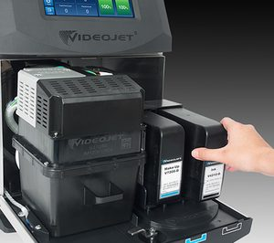 Nueva impresora CIJ de Videojet, optimizada para un sencillo uso