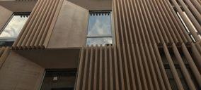 Cemex deja su sello en la nueva sede de los juzgados de Tortosa