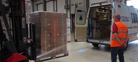 CTL-TH Packaging dona más de 10.000 tubos de geles hidroalcohólicos