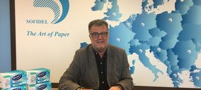 Alfonso Camí (Sofidel Spain): Detrás del papel tisú existe una gran I+D para ofrecer productos máseficaces, higiénicos y sostenibles