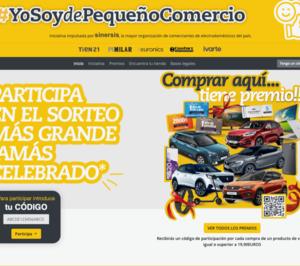 Sinersis lanza la campaña #YoSoydePequeñoComercio con un macro sorteo de premios