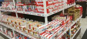 Ferrero Ibérica se impulsa comercialmente y logra un nuevo récord de ingresos