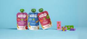 Smileat entra en pouches de base láctea, con el primer envase de este formato en España de origen vegetal