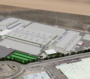 Comienza la construcción del nuevo complejo industrial de Sphere España en Pedrola