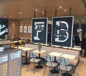 Un franquiciado de McDonalds en Valencia estrena instalaciones