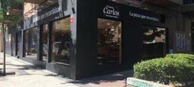 Pizzerías Carlos retoma su expansión tras el confinamiento