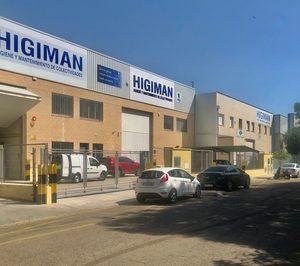 Higiman invierte en la ampliación de sus instalaciones para afrontar su crecimiento