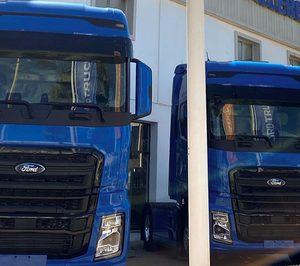 Ford Trucks aterriza en Andalucía, Murcia y Canarias