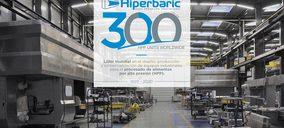 Hiperbaric instala su máquina número 300