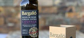 Olis Bargalló crea un protector de un solo uso para sus botellas de aceite en los restaurantes
