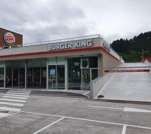 Burger King abre su quinto restaurante en Gipúzkoa