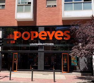 Popeyes completa la primera fase de su expansión