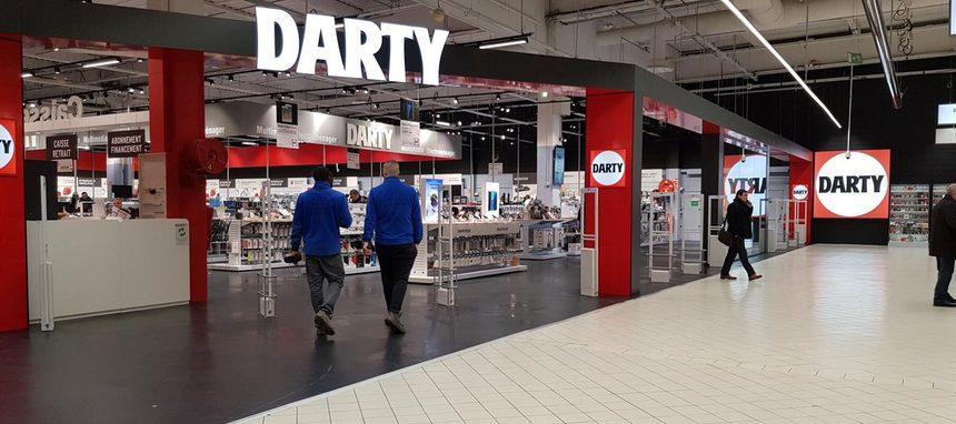 Darty, autorizada a implantar 30 shop-in-shop en Carrefour