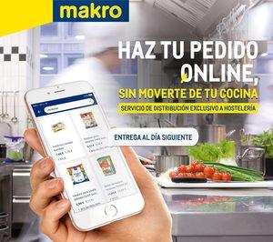 Makro da un paso más en su servicio online y presenta su propia tienda