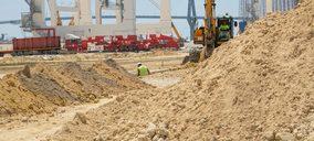 Avanzan los trabajos de construcción de la nueva terminal de Concasa
