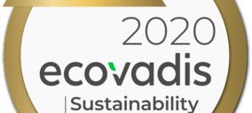 Tercera medalla de oro de EcoVadis para Air Products