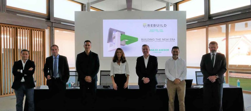 Rebuild 2020 marcará la hoja de ruta para el futuro de la edificación en España