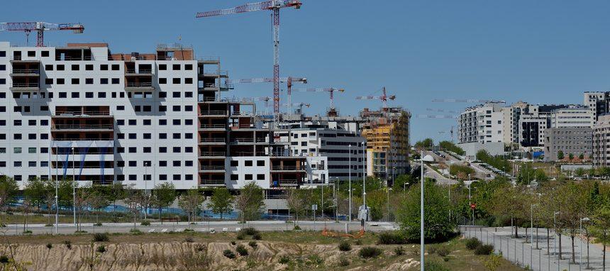 La construcción reclama un plan para ser el motor de la recuperación económica en España