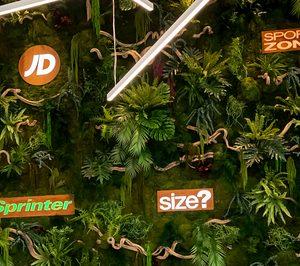 Sprinter y JD Sports invierten 20 M€ en su primer ejercico dentro de ISRG